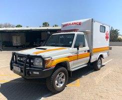Ambulance-Conversion