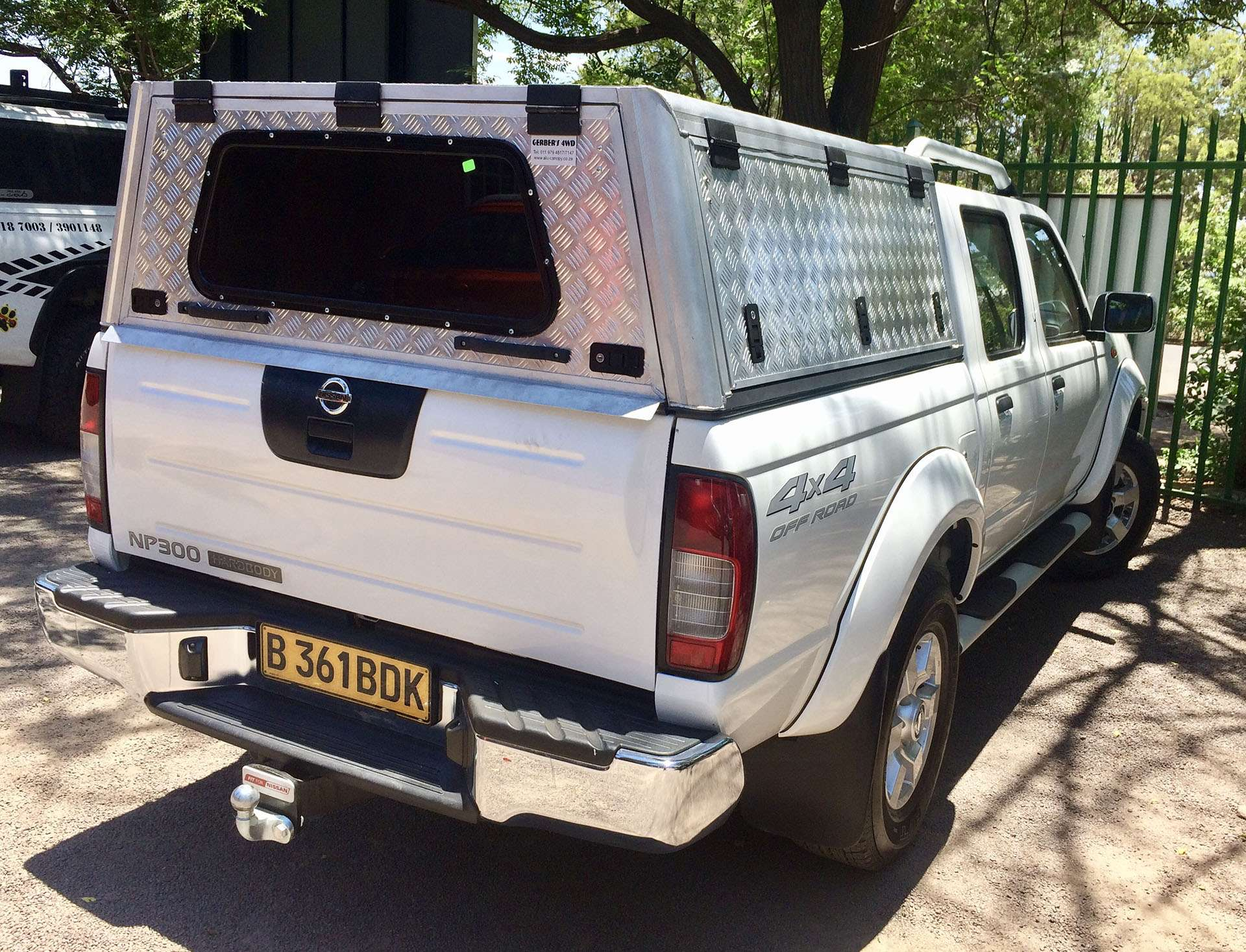 Canopies_02 & Canopy Centre | Commercial Vehicle Outfitters | 4x4 Vehicle ...