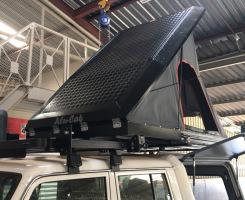 Alu-cab Expidition Tent