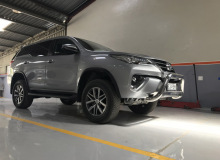 Fortuner with TD Suspension (1)