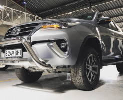 Fortuner with TD Suspension (2)