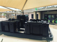 Hilux DC Canopy Rack (5)