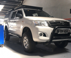 Toyota Hilux Roof Rack