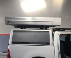 Toyota Hilux With BunduTec Tent (1)