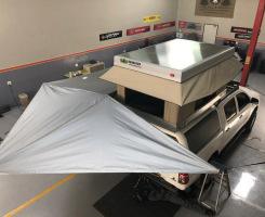 Toyota Hilux With BunduTec Tent (3)
