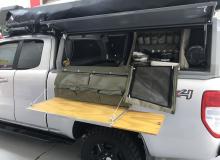 Custom Built Side Table