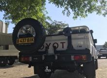 ONCA Rear Wheel Carrier