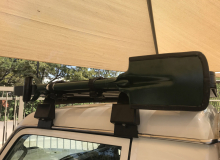 Sigle Cab Roof Rack (1)