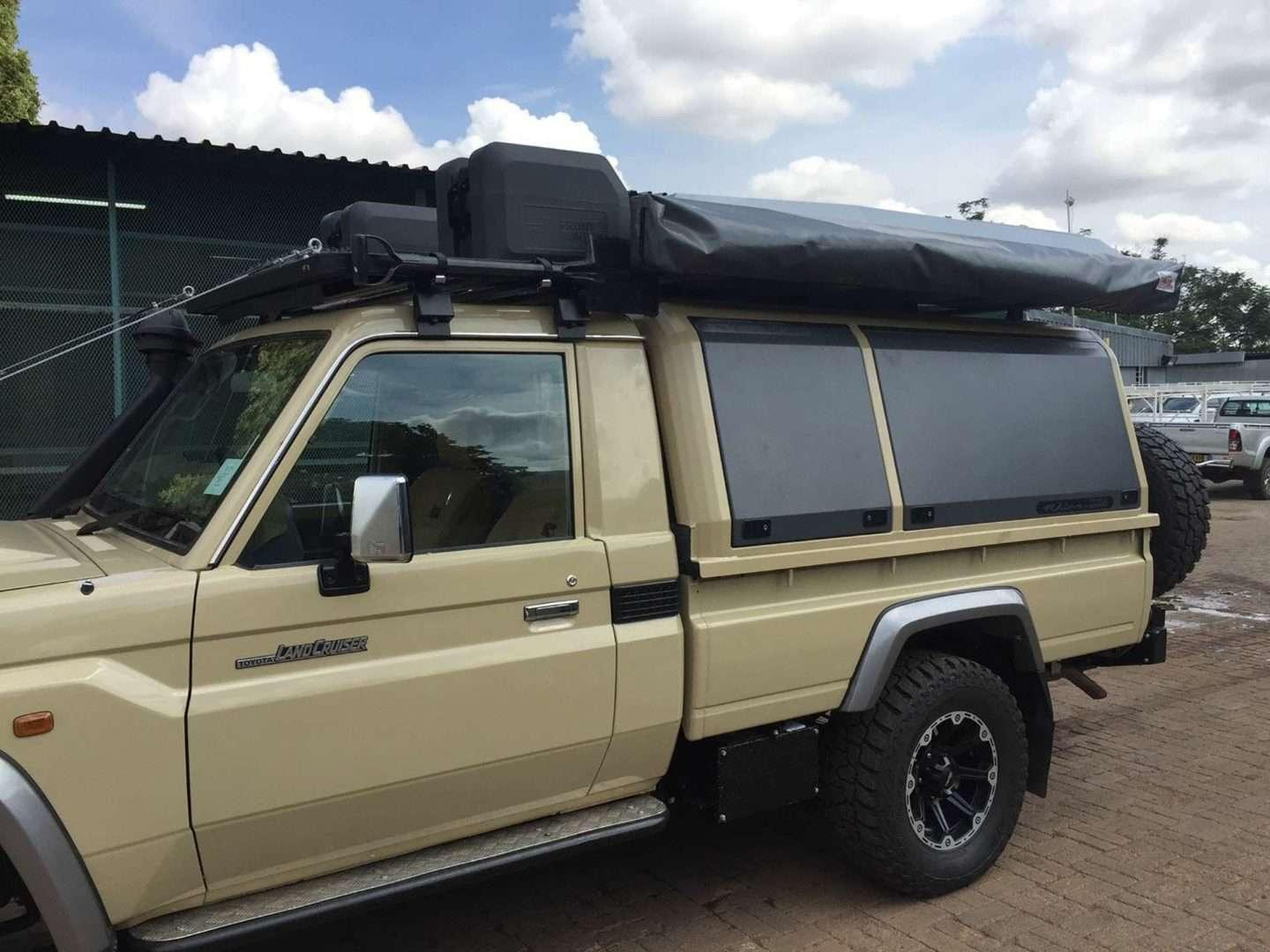 OFF ROAD CANOPIES